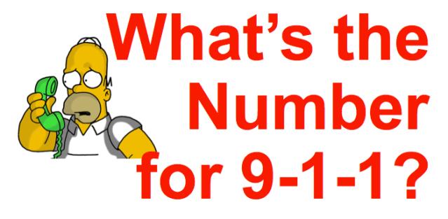 Homer-911