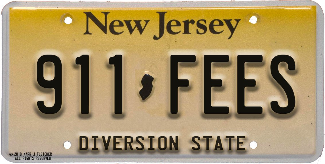 New Jersey: The Diversion State